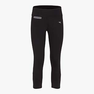 L.6/8 PANTS, BLACK, medium