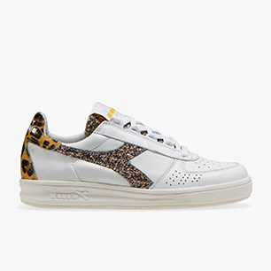 B.ELITE H ANIMALIER W, WHITE/RICH GOLD (C5363), medium