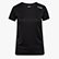L. SS CORE TEE, BLACK, swatch