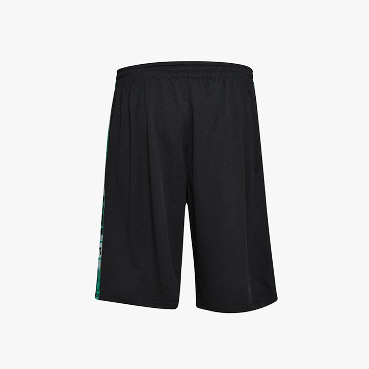 BERMUDA OFFSIDE, BLACK/HOLLY GREEN, large