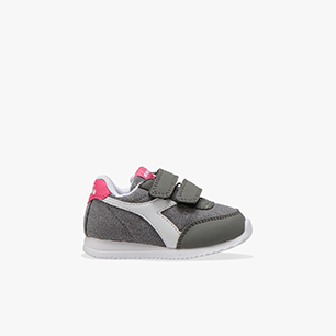 JOG LIGHT TD, CHARCOAL GRAY/FANDANGO PINK, medium