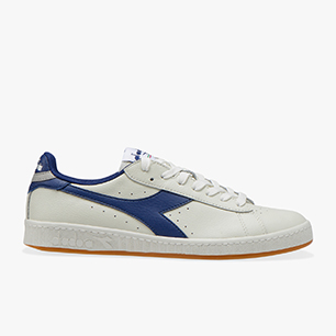 GAME L LOW, WHITE/TWILIGHT BLUE/ASH, medium