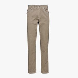 WINTER PANT CORDUROY ISO 13688:2013, BEIGE, medium