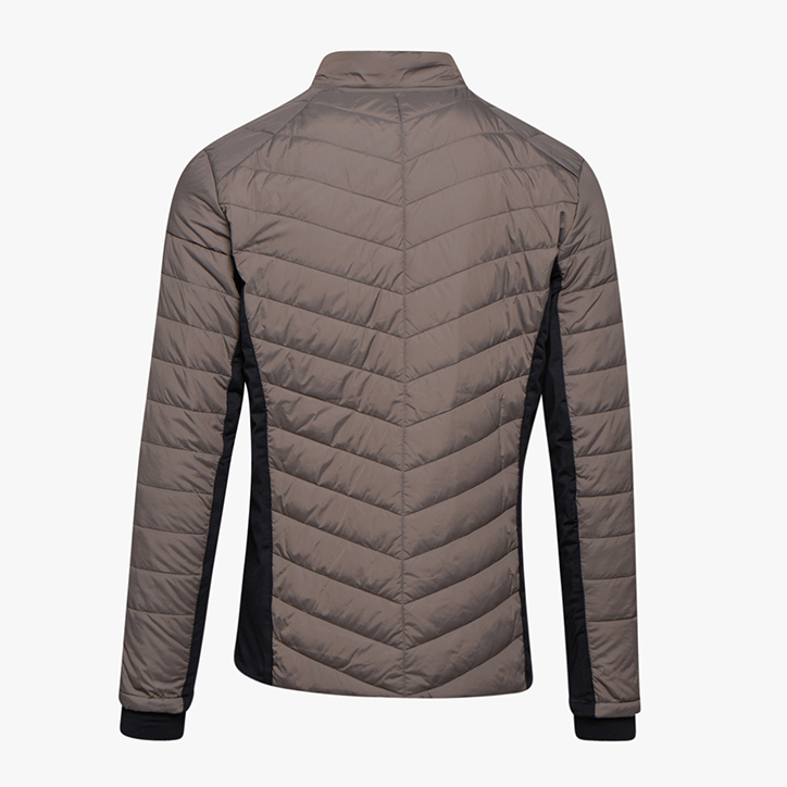 JACKET WORKOUT, BUNG GRAY, large
