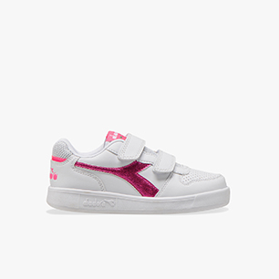 PLAYGROUND PS GIRL, WHITE/PINK FLUO, medium