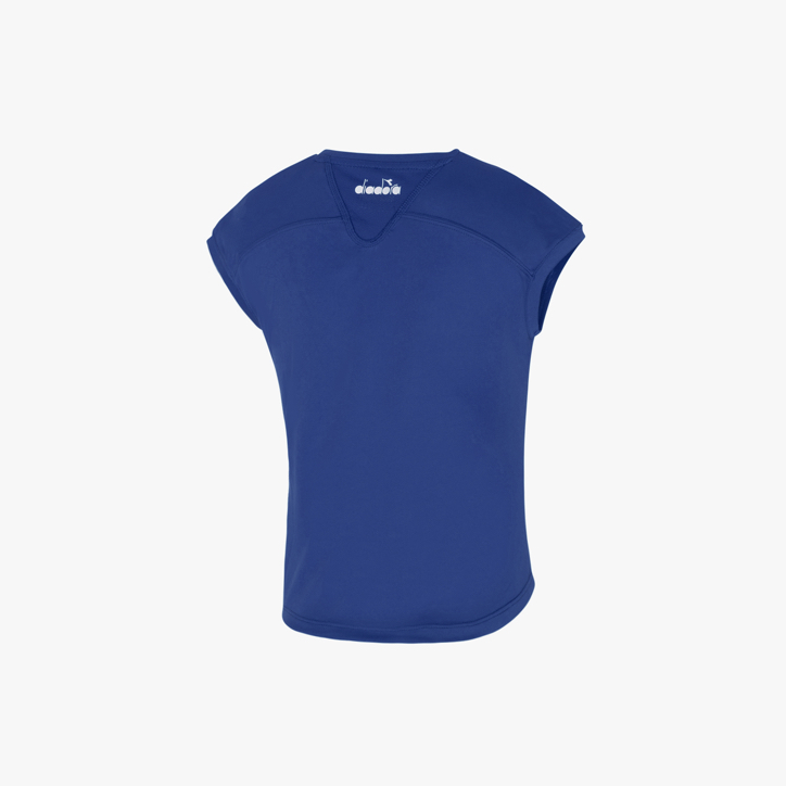 G. T-SHIRT TEAM, CLASSIC NAVY, large