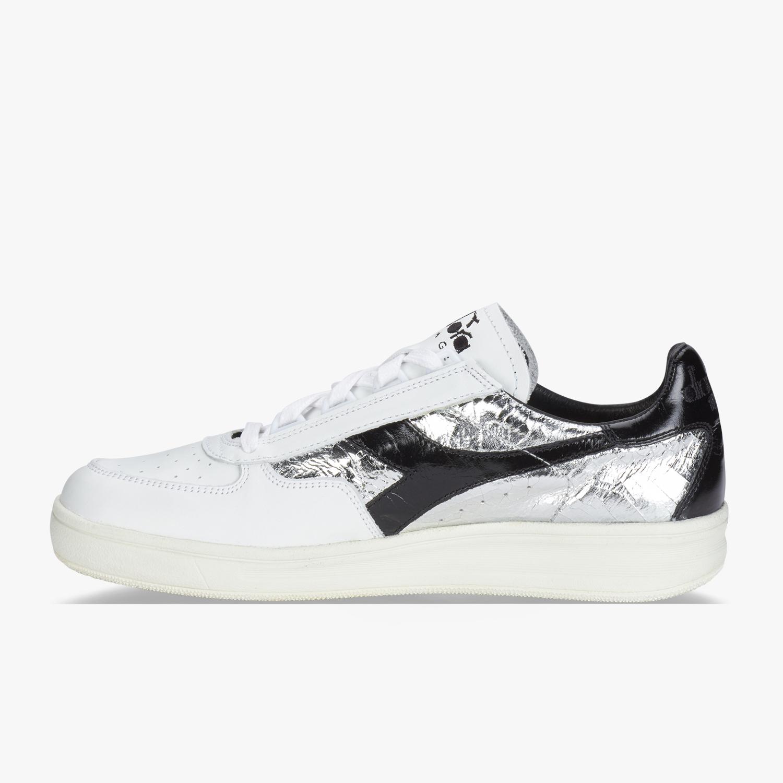 Diadora scarpe b. elite metallic silver Éxito De Ventas Para La Venta Venta En Línea Más Grande Proveedor DvssoymXSE