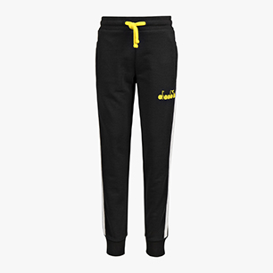 JU. PANTS 5 PALLE, BLACK, medium