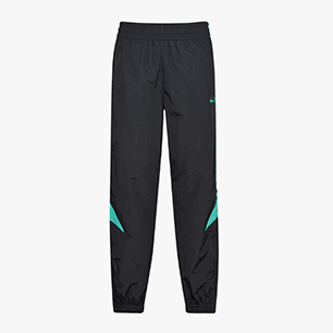 PANT MVB, BLACK/HOLLY GREEN, medium