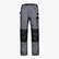 PANT. EASYWORK LIGHT ISO 13688:2013, STEEL GREY, swatch