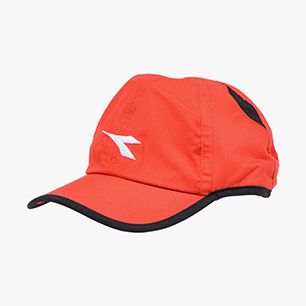 ADJUSTABLE CAP, FERRARI RED, medium