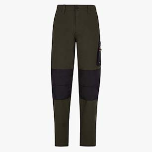 PANT STRETCH ISO 13688:2013, GREEN FOREST NIGHT, medium