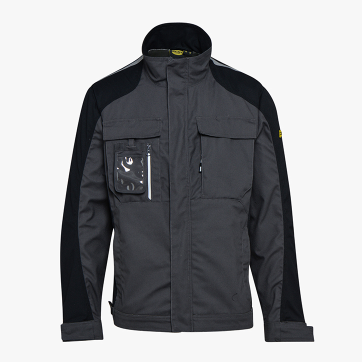 WORKWEAR JKT TECH ISO 13688:2013, NERO CARBONE, large