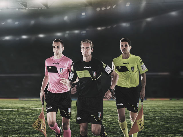 Diadora Referee: Game Clothing, Shoes and Accessories Diadora